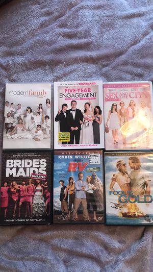 All Movies Shown for Sale in Wingina, VA