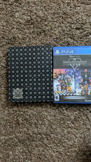 Kingdom hearts 1.5+2.5 and 3! for Sale in Oak Grove, KY