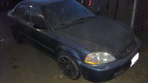 98 civic parts car cheap for Sale in Portland, OR