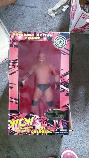 "WCW Signature Series limited Edition Rare 12"" Figure for Sale in Lebanon, TN"