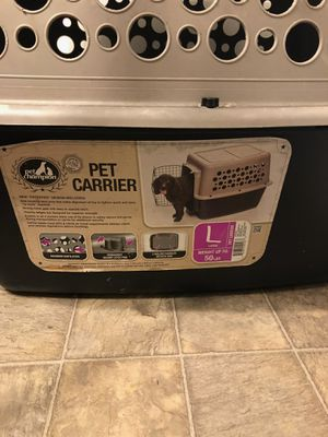 Large dog crate for Sale in Bell Buckle, TN