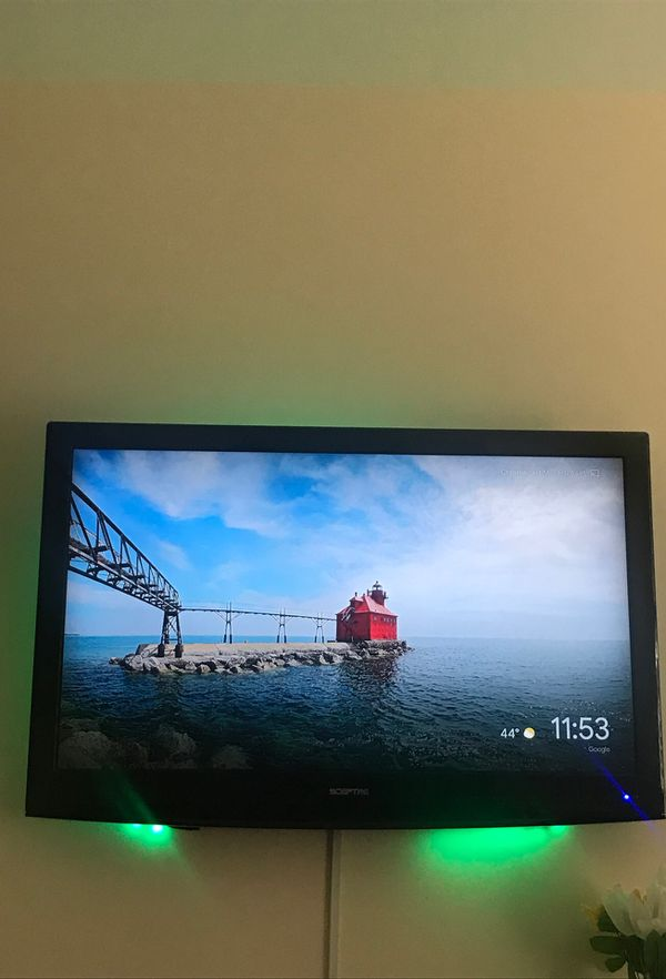 """Sceptre 42"""" 1080p LCD HDTV (Works great!)"""
