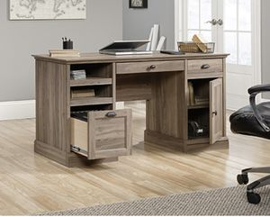 Sauder Barrister Lane Executive Desk for Sale in Springfield, VA