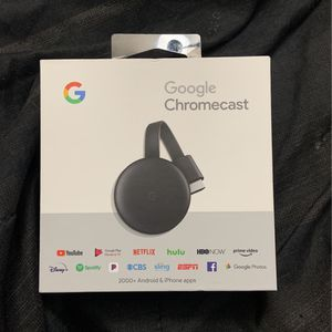 Google Chromecast for Sale in Philadelphia, PA