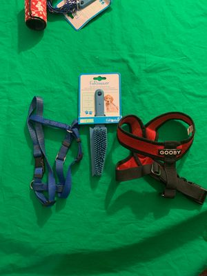 Dog harness and hair remover for Sale in Hemet, CA