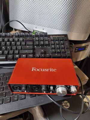 Focusrite for Sale in South Gate, CA