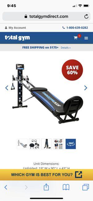 Total Gym XL for Sale in Saginaw, MI