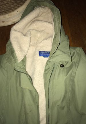 Green adidas Jacket for Sale in Odenton, MD