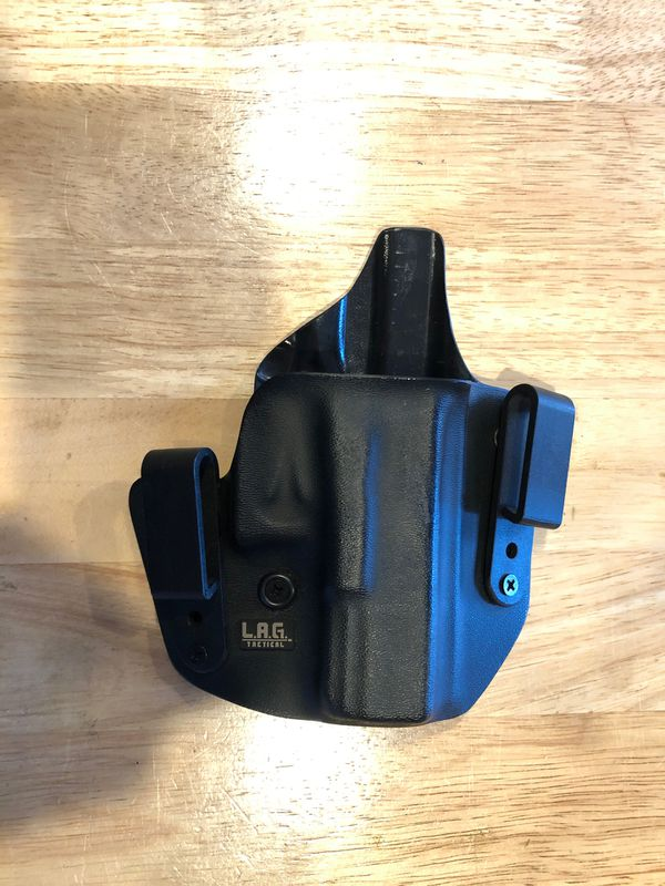 UAG tactical IWB holster