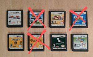 Nintendo DS games for Sale in Hermosa Beach, CA