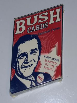 Bush Playing Cards for Sale in Halethorpe, MD