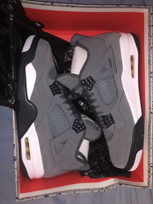 Air Jordan Retro 4 Cool Grey Size 11 M - Never Worn for Sale in Houston, TX