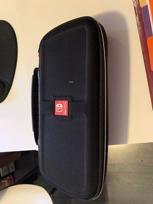 Nintendo switch carry case for Sale in Pittsburg, CA