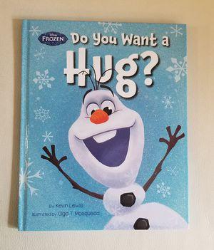 Frozen Olaf Book NEW Disney for Sale in Seminole, FL
