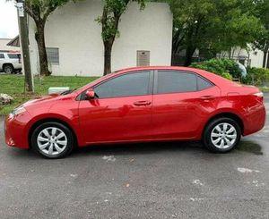 2016 Toyota Corolla for Sale in Dallas, TX