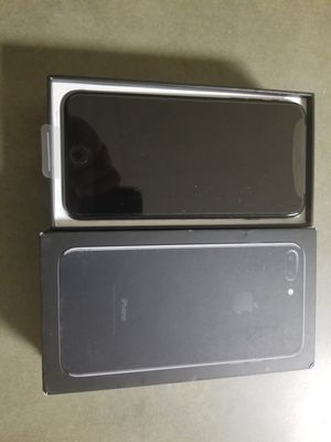 iPhone 7 plus 128gb jet black for Sale in Berea, OH