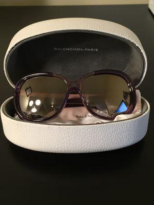 Balenciaga Purple Sunglasses for Sale in Chicago, IL