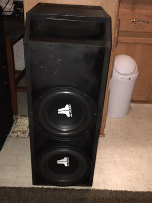2 10 s JL Audio W3v2 D2 Subwoofer !! Rockford fosgate, kicker,Orion, Hifonics!!! for Sale in El Cajon, CA