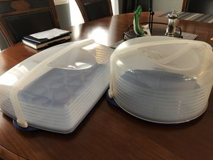 Tupperware - 3 complete sets for Sale in Germantown, MD