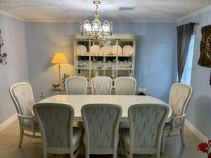 11 piece dining set for Sale in Miami, FL