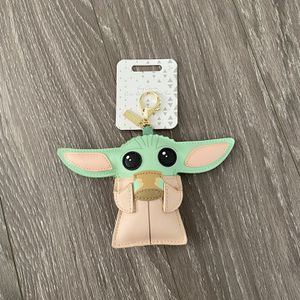 Baby Yoda Bag Charm for Sale in Bloomington, CA
