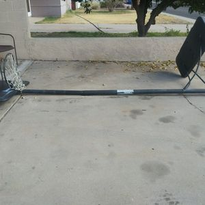 Basketball Hoop FREE! Just Needs A Screw N Tighten The Others! for Sale in Tempe, AZ