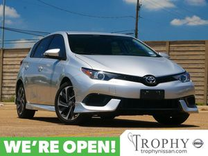 2017 Toyota Corolla iM for Sale in Mesquite, TX