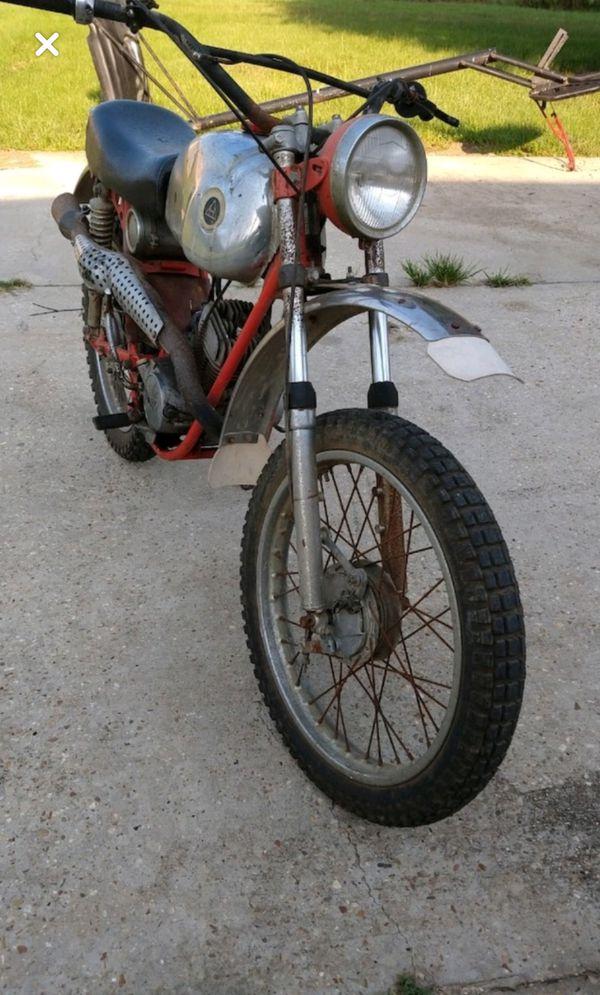 1970 Hodaka 100 cc dirt bike