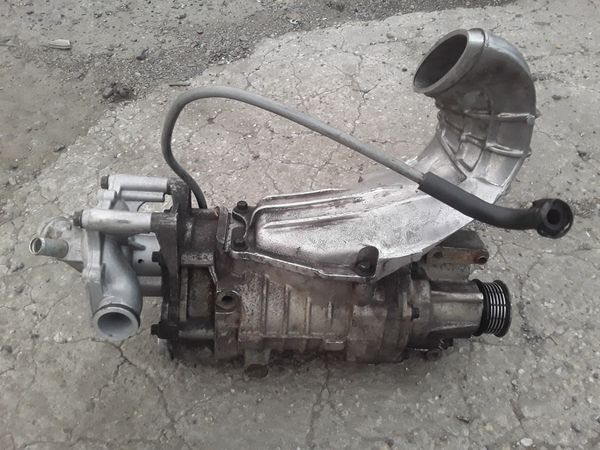 2003 mini cooper super charger and tensioner