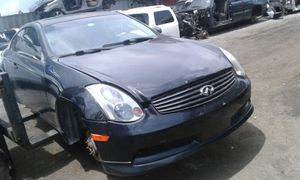 Infiniti G35 for parts out for Sale in Opa-locka, FL
