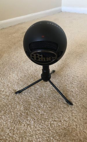 Snowball ice microphone for Sale in Alexandria, VA