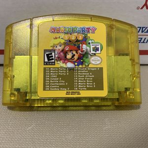 Nintendo 64 Mario Party for Sale in The Bronx, NY