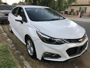 2017 Chevy Cruze Ontario salvage for Sale in Chino, CA