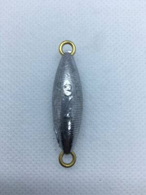 Dolphin tackle trolling 3/4 oz torpedo fishing sinker lead weight for Sale in Yorba Linda, CA
