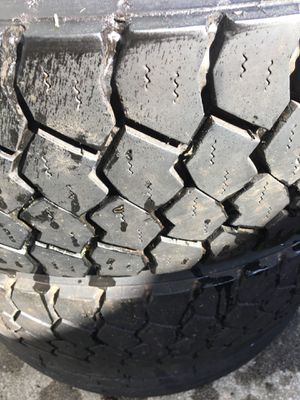 245/70/R19.5 commercial tires for Sale in Redmond, WA