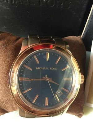Michael Kors watch for men MK 7065 for Sale in Lincoln Acres, CA