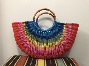Rainbow Fan Tote for Sale in Charlotte, NC
