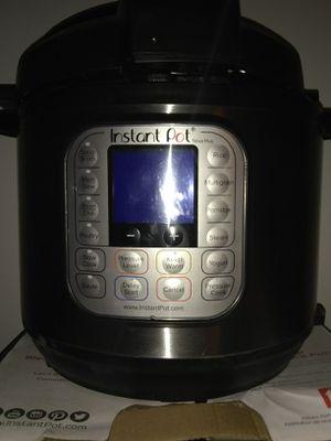Instant pot 6 ct for Sale in Modesto, CA