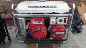 Honda generator e 1500 for Sale in West Covina, CA
