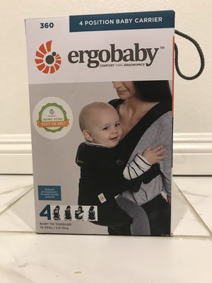 Ergobaby 360 for Sale in Los Angeles, CA