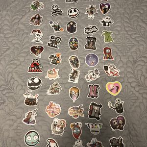 50 The Nightmare Before Christmas Stickers for Sale in Fontana, CA