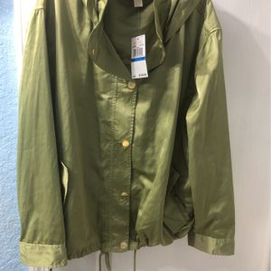 Michael Kors Raincoat-Brand New XL- $90 for Sale in Hialeah, FL