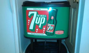 7-UP COOLER for Sale in St. Louis, MO