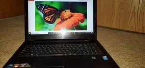 "Lenovo G50 59421807 Laptop (Windows 10, Intel Core i3-4030U 1.9 GHz Processor, 15.6"" (1366 x 768) HD Display, SSD: 500 GB, RAM: 6 GB DDR3) Black for Sale in Hoffman Estates, IL"