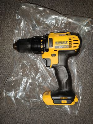 DeWalt 20v Drill (1/2 Chuck) - Tool Only for Sale in Phoenix, AZ