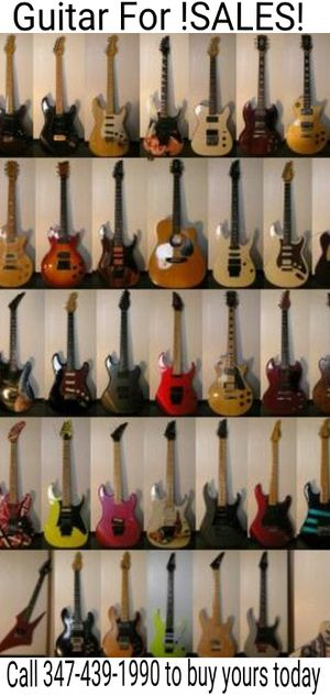 Guitars,Drums,DJ Equipment for Sale call now to place a order for Sale in Brooklyn, NY