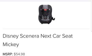 Car Seat for Sale in Coon Rapids, MN