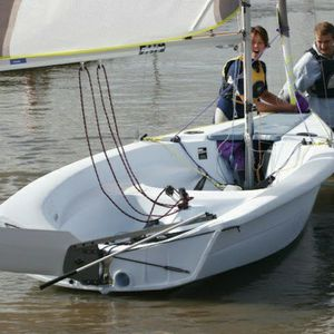 RS VSION sailboat Excellent Condition Can Deliver for Sale in Quincy, MA