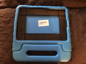 Blue tablet cover with handle for Sale in Wilmington, NC