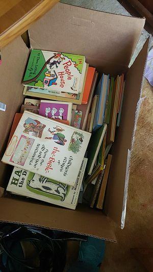 Children's books big box for Sale in Roswell, GA